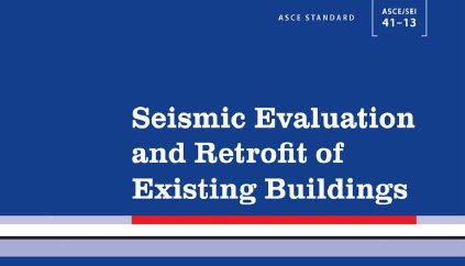 ASCE 41-13 FRONT COVER IMAGE